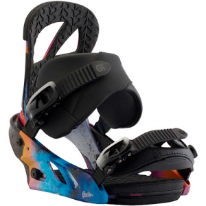 Burton Women ' S Scribe Snowboard Bindings - Northern Lights