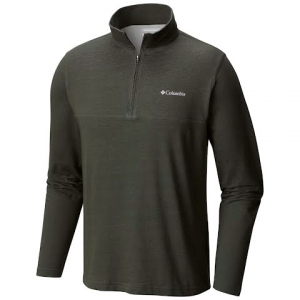 Columbia Men ' S Rugged Ridge 1 / 4 Zip - Gravel Heather
