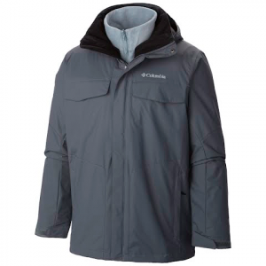 Columbia Men ' S Bugaboo Interchange Jacket ( Tall ) - Graphite