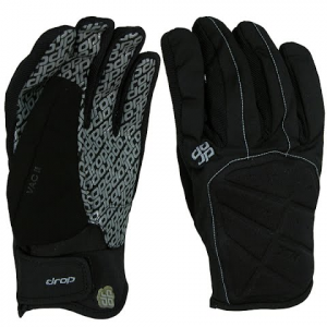 Drop Men ' S Vac Ii Glove - Black