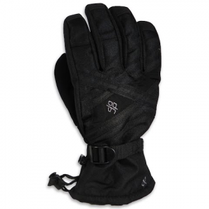 Drop Sector Iii Gauntlet Snow Gloves - Black