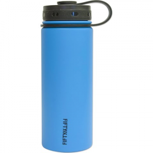 Fifty / Fifty 18oz Vacuum Insulated Bottle - Blue