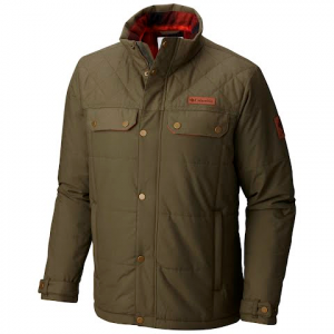 Columbia Men ' S Ridgestone Jacket - Peatmoss ( 214 )