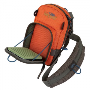 Fishpond San Juan Vertical Chest Pack - Cutthroat Orange