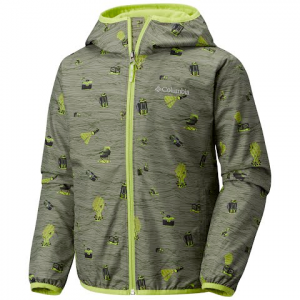 Columbia Youth Pixel Grabber Ii Jacket - Cypress Campin