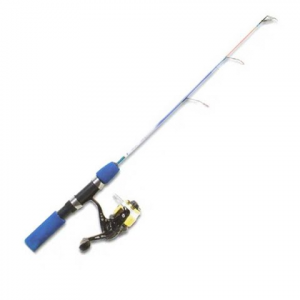 Eagle Claw Patriot Ice Fishing Combo