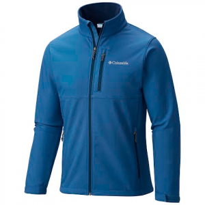 Columbia Men ' S Ascender Softshell Jacket - Boulder