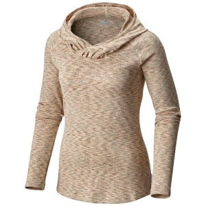 Columbia Women ' S Outerspaced Iii Hoodie - Chalk