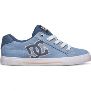Dc Women ' S Chelsea Tx Se Shoes - Navy White