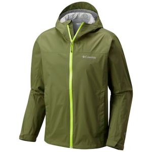 Columbia Men ' S Evapouration Jacket - Mosstone