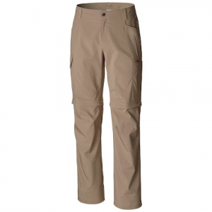 Columbia Men ' S Silver Ridge Stretch Convertible Pant - Tusk