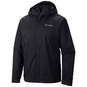 Columbia Men ' S Watertight Ii Jacket ( Tall Extended Sizes ) - Black