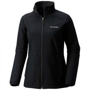 Columbia Women ' S Kruser Ridge Ii Softshell Jacket - Black