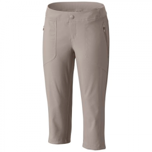 Columbia Women ' S Bryce Canyon Capri Pant - Flint Grey