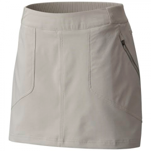 Columbia Women ' S Bryce Canyon Skort - Flint Grey