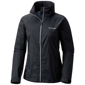 Columbia Women ' S Switchback Iii Jacket ( Extended Sizes ) - Black