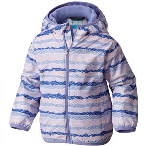 Columbia Toddler Mini Pixel Grabber Ii Jacket - Clematis Blue Stripe