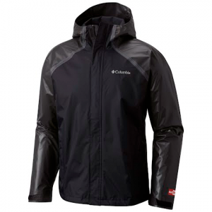 Columbia Men ' S Outdry Hybrid Jacket - Black