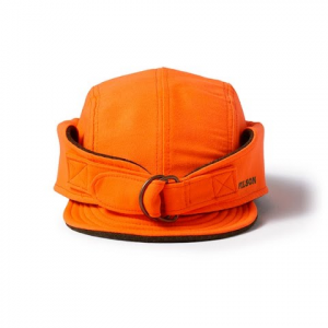 Filson Mens Big Game Upland Hat - Blaze Orange