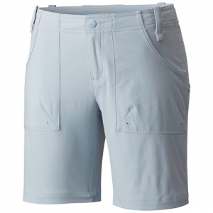 Columbia Women ' S Pfg Ultimate Catch Iii Short - Cirrus Grey