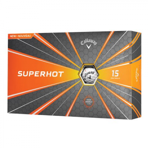 Callaway Superhot Golf Balls ( 18 Pack ) - White