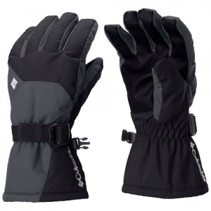 Columbia Youth Whirlibird Gloves - Black ( 010 )