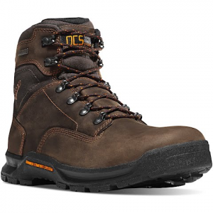 Danner Men ' S Crafter 6 Inch Work Boots - Brown