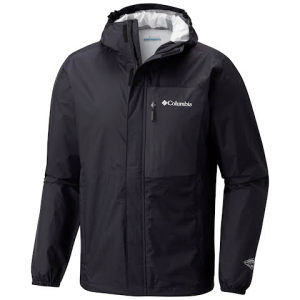 Columbia Men ' S Summit Sleeker Soft Shell Jacket - Black / Shark