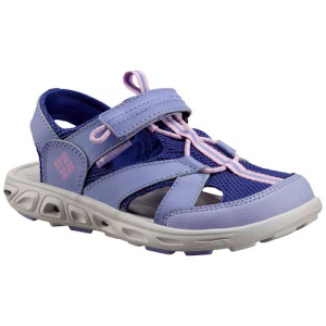 Columbia Youth Techsun Wave Sandals - Fairytale / Phantom Purple