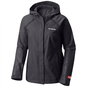 Columbia Women ' S Outdry Hybrid Jacket - Black