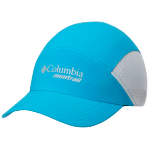 Columbia Titan Ultra Trail Running Hat - Compass Blue