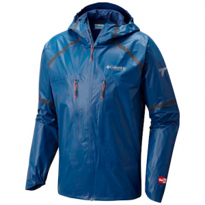 Columbia Men ' S Outdry Ex Featherweight Shell Jacket - Carbon
