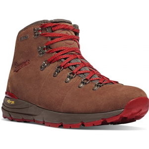 Danner Men ' S Mountian 600 Hiking Boot - Brown / Red