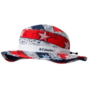 Columbia Youth Solar Stream Booney Hat - 438sprblucampin
