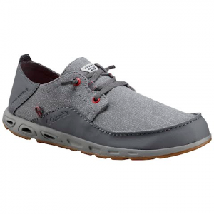 Columbia Men ' S Bahama Vent Loco Relaxed Ii Pfg Shoes - Ti Grey Steel / Rocket