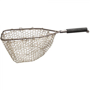 Adamsbuilt 15 - Inch Aluminum Catch And Release Net - Camo / Ghost