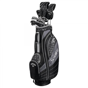 Callaway Women ' S 2018 Solaire 11 - Piece Set - Black