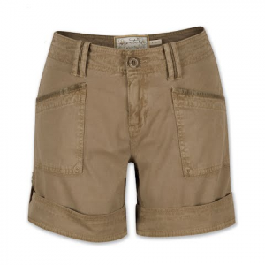 Aventura Women ' S Tara Short - Dark Khaki