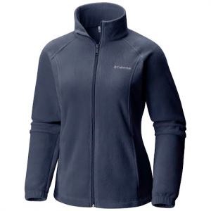 Columbia Women ' S Benton Springs Full Zip ( Plus Sizes ) - Nocturnal