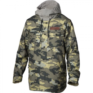 Oakley Men ' S Division Insulated Jacket - Olive Camo