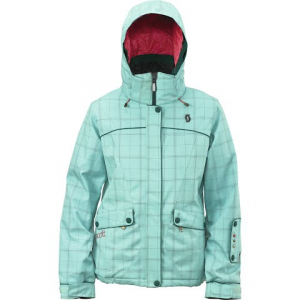 Scott Women ' S Alanis Jacket - Arubaplaid