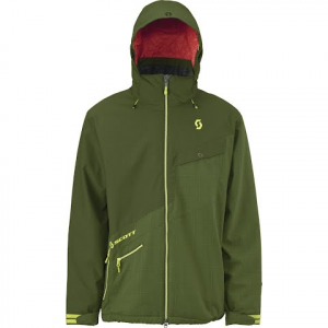 Scott Men ' S Howell Jacket - Cypress Green