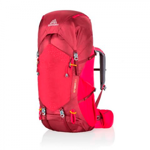 Gregory Women ' S Amber 60 Internal Frame Pack - 8104chilipprred
