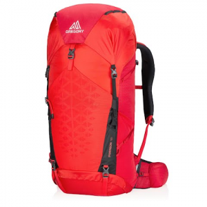 Gregory Paragon 48 Internal Frame Pack - Citrus Red