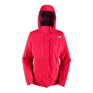 The North Face Womens Plasma Thermal Jacket - Berry Pink