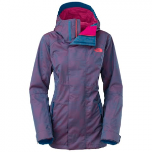 The North Face Women ' S Lunashadow Insulated Jacket - Cool Blue