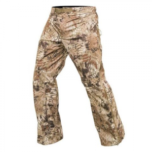 Kryptek Apparel Men ' S Poseidon Ii Rain Pant Extended Sizes - Kryptek Highlander