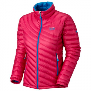 Mountain Hardwear Womens Nitrous Jacket - Deep Blush
