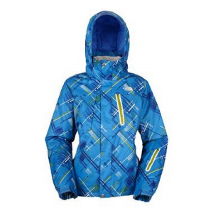 The North Face Women ' S Scary Cherry Jacket - Insane Blue