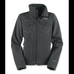 The North Face Women ' S Dynamic Soft Shell Jacket - Asphalt Gray